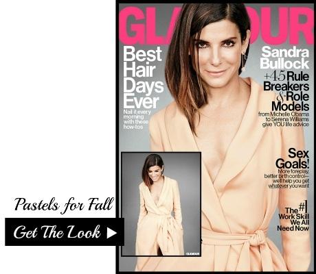 sandra bullock glamour