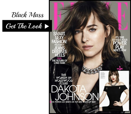 dakota johnson elle usa