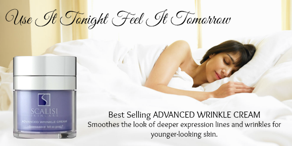 scalisi skincare advanced wrinkle cream