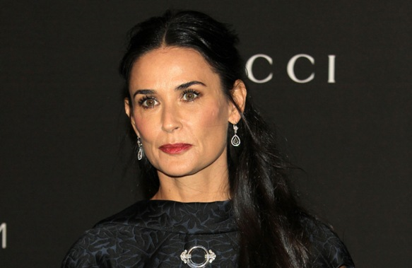 2014 LACMA Art + Film Gala Featuring: Demi Moore Where: Los Angeles, California, United States When: 01 Nov 2014 Credit: FayesVision/WENN.com