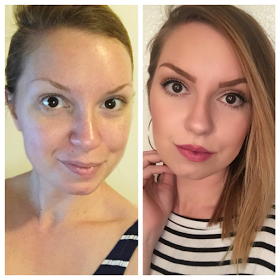 beforeafter lets talk lipstick