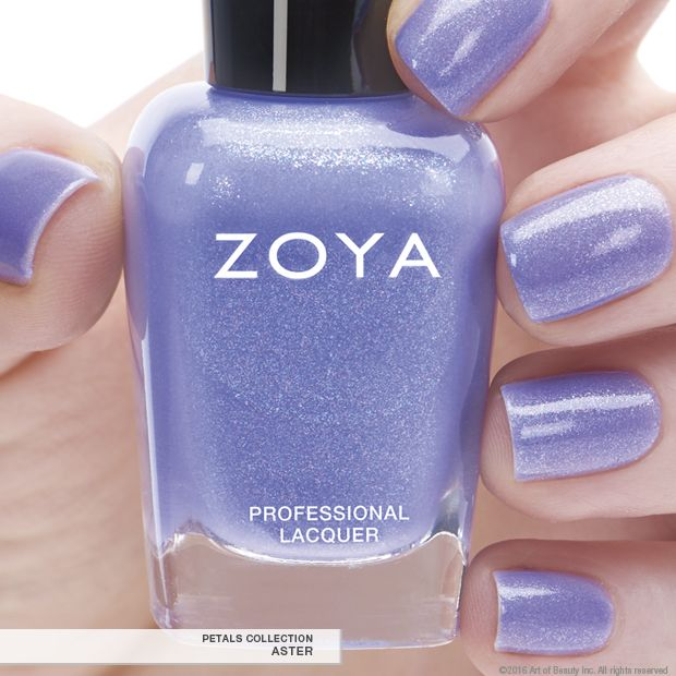 Zoya Professional Lacquer in Aster